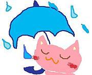 雨音聴くとねんねできるの。・*