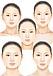 顔型骨格別ヘアメイク研究