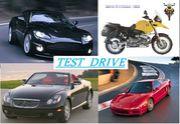 TEST DRIVE    《team avensis》