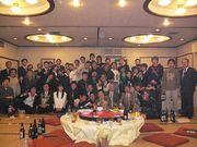 2004年度小山高専物質工学科卒業