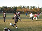 Kコース サッカー
