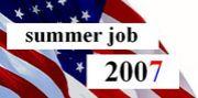 WAT summer job 2007