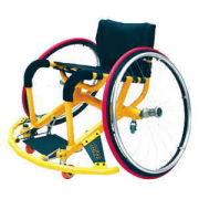 車椅子バスケ(ツインバスケ)