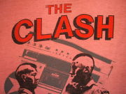 The Clashのファッション!