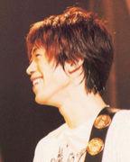 yukihiroさんの笑顔にメロメロ