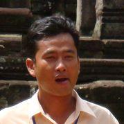 カンボジアの子供たちと 07'