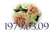 1979/3/9♡金曜日