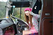 観光バスを一度、運転してみたい