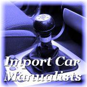 輸入車でMT
