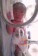 2008年8月21日誕生ベビー