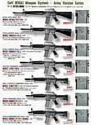 コルト M16A1シリーズ