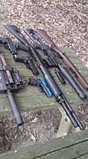MIC小銃分隊。