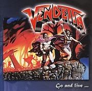 VENDETTA-Thrash Metal-