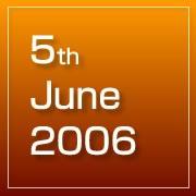 2006年6月5日生まれ♪