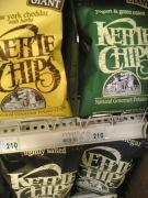 """世界一うまい""""Kettle Chips"""""""