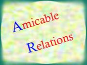 Amicable Relations【AR】