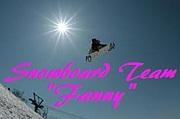 """Snowboardteam """"Funny"""""""