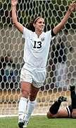 Alex MORGAN 女子サッカー米代表
