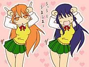 綾香とセリオ(To Heart)
