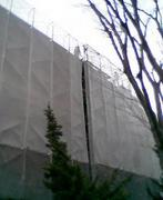 建築中 改築中 改装工事中