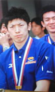 東レアローズ  角田辰徳選手
