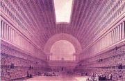 聖なる建築/図書館