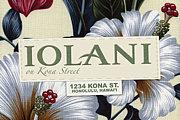 Iolani on Kona Street