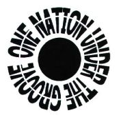ONE NATION UNDER A GROOVE!!