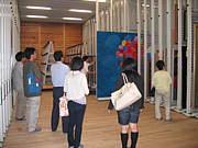 """徳島近代美術館ボラG""""ビボラボ"""""""