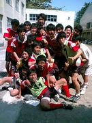 明大中野サッカー部2008