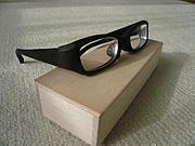 天然素材眼鏡(フレーム)