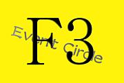 愛知のイベントサークル・F3