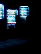 自販機の夜