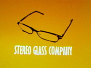 STEREO GLASS COMPANY
