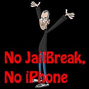 NO JailBreak, NO iPhone.[脱獄]