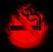 タバコ吸いません@過激派