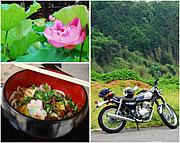 関西:味と観を楽しむツーリング