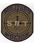 USMC SRT海兵隊特殊対応チーム