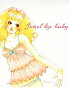 ♥Jewel lip baby♥