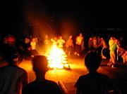 キャンプファイヤー2010