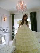 ☆お姫様ドレスを普段着に☆