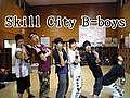 S,C,B-boys(スキルシティ)