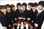 ★栄大美女8人組★