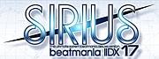 beatmania IIDX 17 SIRIUS 情報