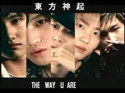 +゜*THE WAY U ARE゜*+