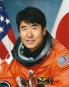 宇宙飛行士 土井隆雄