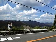 京都平日サイクリング