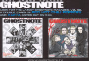 GHOSTNOTE magazine