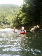 九州の川下ろ