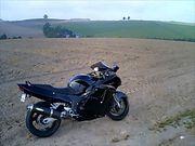 バイク一人旅